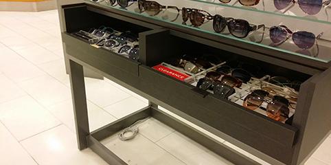 Store displaycase